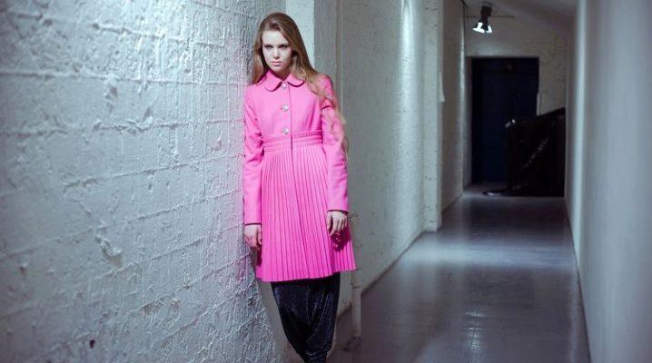 Пальто-платье от Екатерины Смолиной