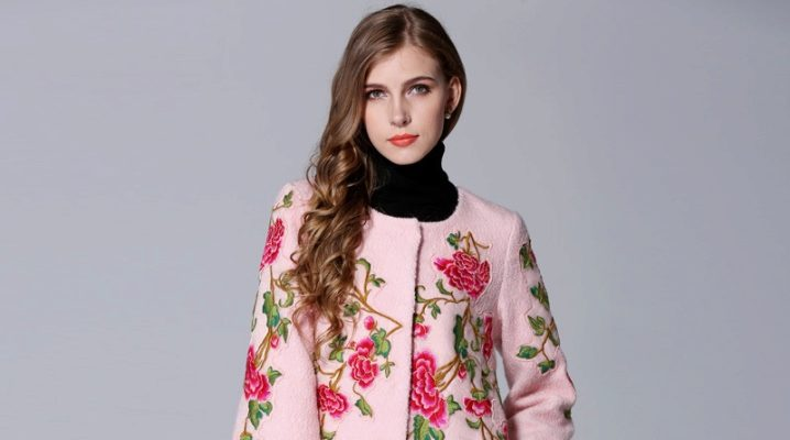 Пальто с вышивкой - лучший способ проявить индивидуальность