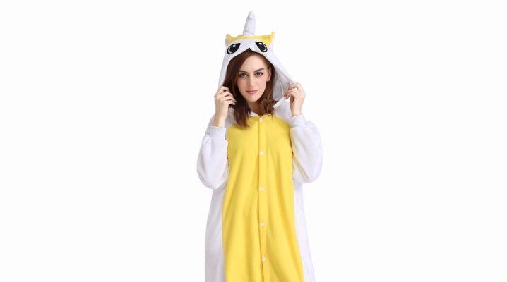 Пижама с единорогом («Единорог»)