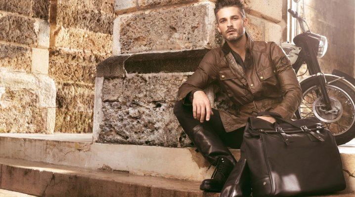 С чем носить мужские штаны милитари?