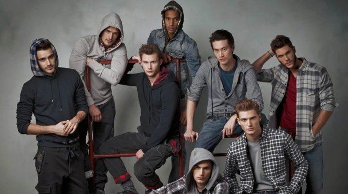 Штаны мужские с карманами по бокам