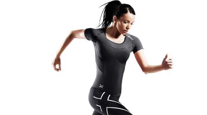 Спортивное компрессионное белье женское нижние белье женское модное