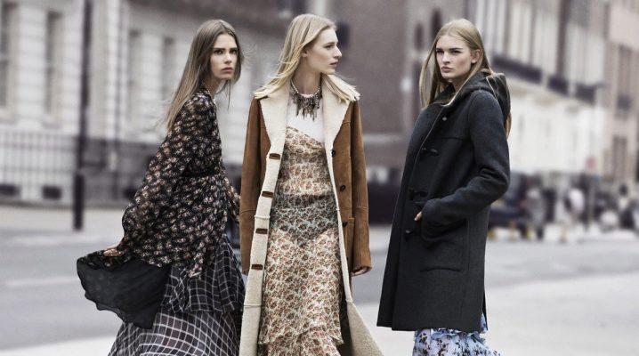 Женские пальто от Zara
