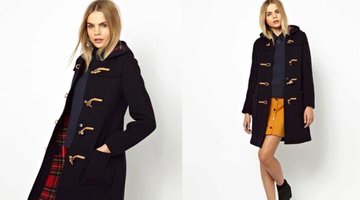 Женское пальто в спортивном стиле