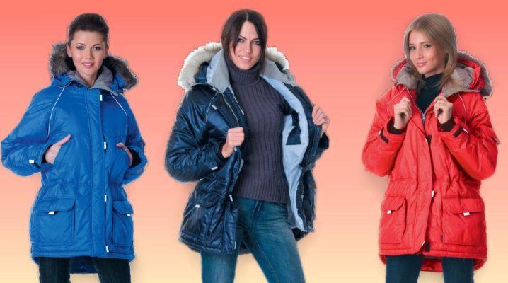 Куртка-парка «Аляска»