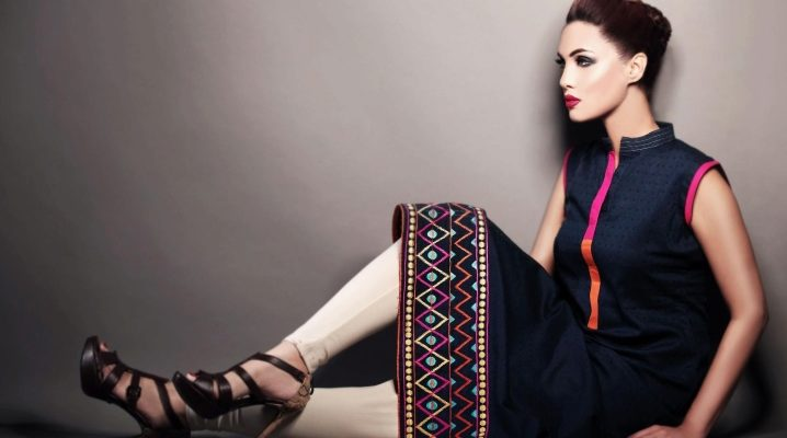 Как правильно сочетать цвет платья и туфель?