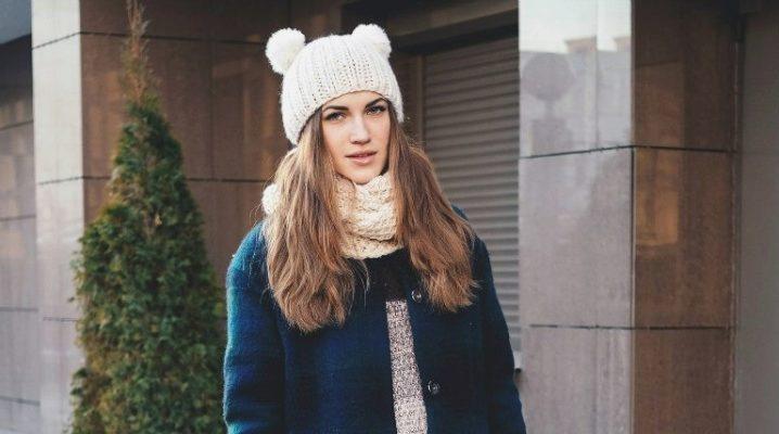 Какую шапку носить с пальто?