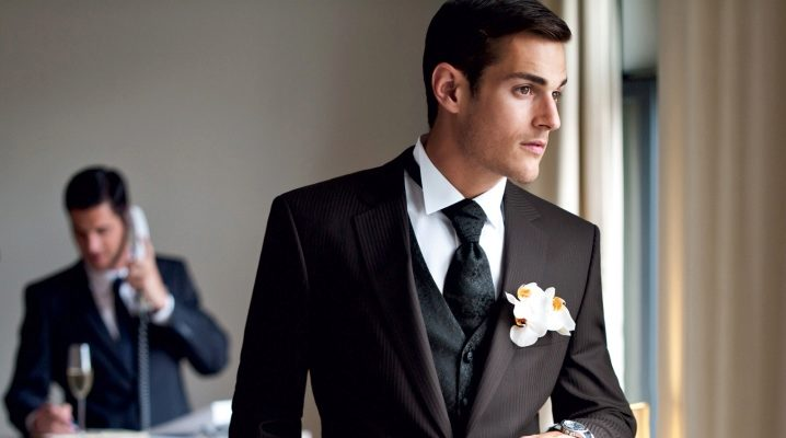 ba62ba9c581c798 Мужские костюмы на свадьбу (150 фото): свадебные костюмы для мужчин ...