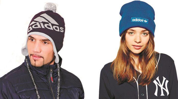 b0d6d30fb7f Шапки Адидас (96 фото)  мужские и женские шапки Adidas