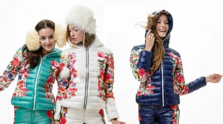 Женский зимний костюм (95 фото)  для прогулок на зиму, теплый для ... abdb667abcb