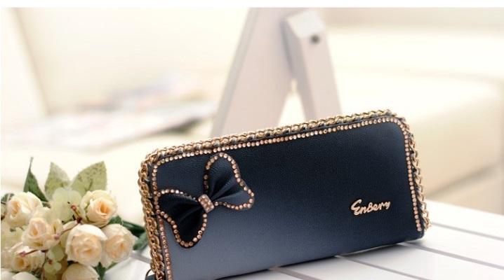 3d6b9e232389 JCCS кошельки: брендовые кожаный женские модели от Eleganzza ...