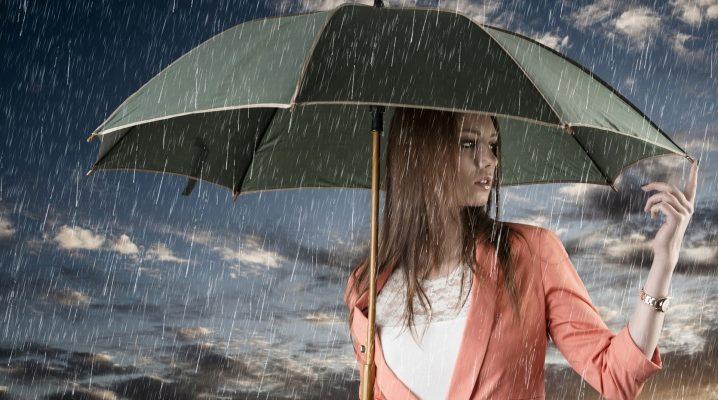 Фирменные зонты