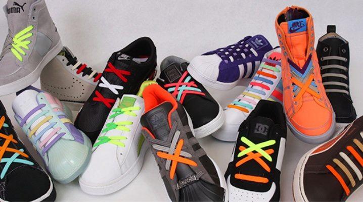 Как красиво зашнуровать ботинки - оригинальные способы