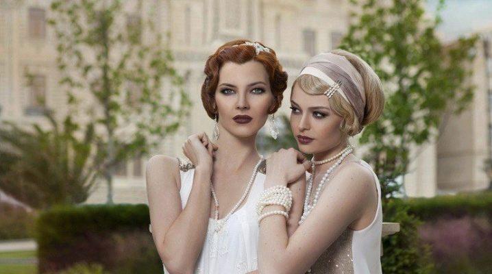 Мода 20-30-х годов (49 фото)  гангстерский стиль Ретро в одежде для ... 86907e98e4d