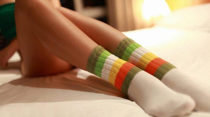 Обзор носков от популярных брендов