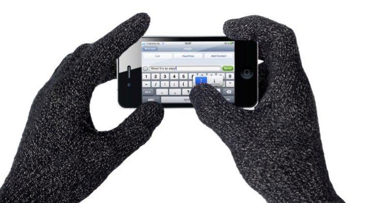 Сенсорные перчатки iGlove