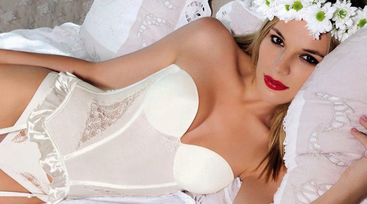 Белые трусики невест