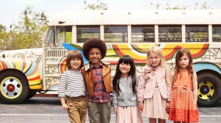Детская одежда H&M