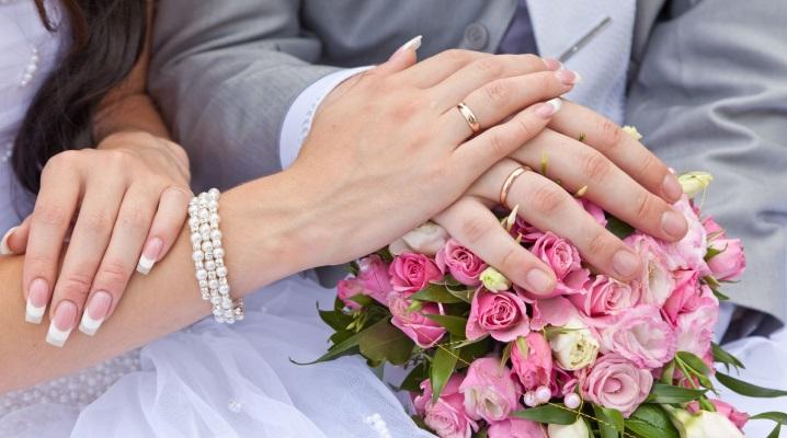 Каким должно быть обручальное кольцо?