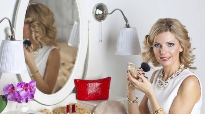 Красивя женская косметичка - совершенство в деталях