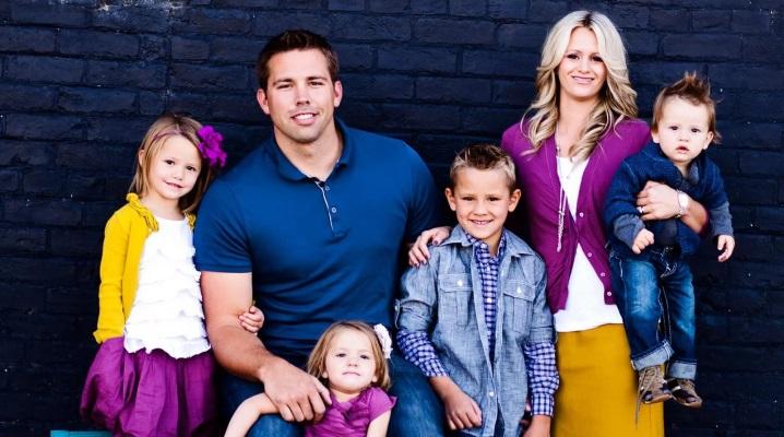 Семейные комплекты одежды Family look