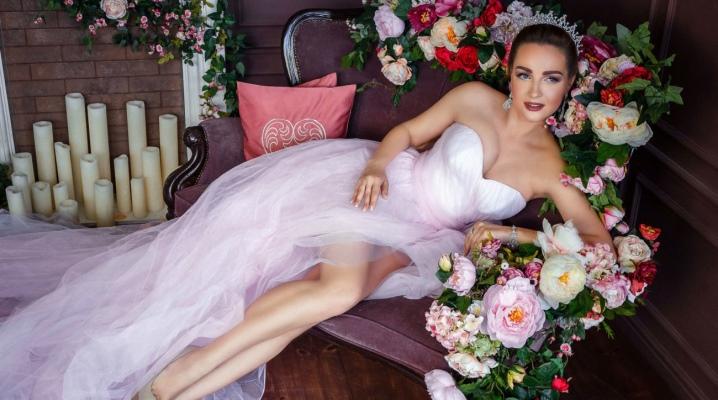 Бижутерия под цвет платья