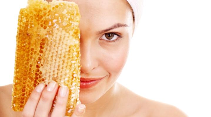 Скрабы из меда