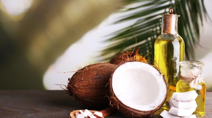 Кокосовое масло для волос: обзор средств