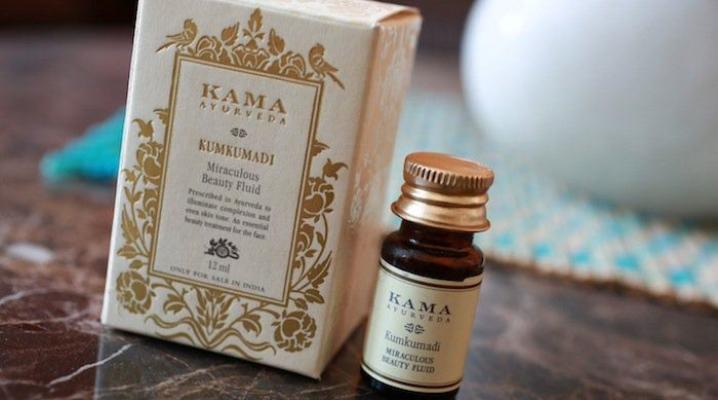 Масло для лица Kum Kumadi