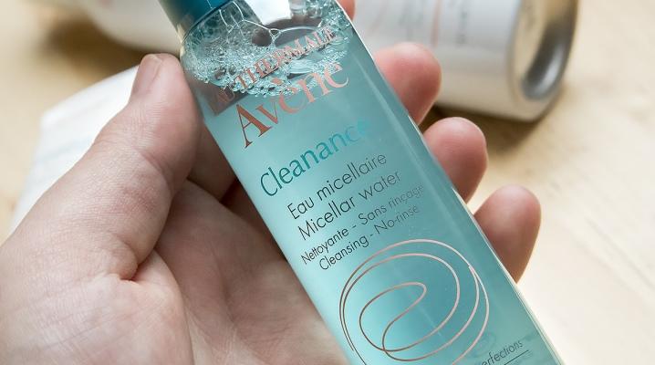 Мицеллярная вода Avene