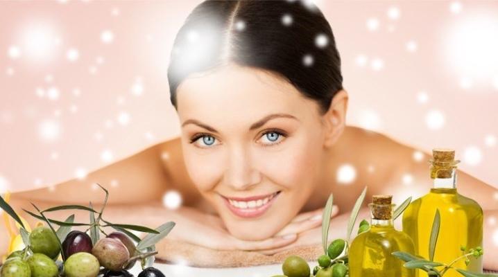 Оливкового масла для жирной кожи лица