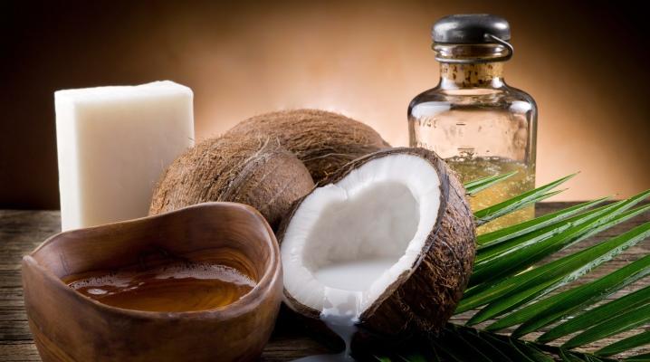 Польза кокосового масла для лица