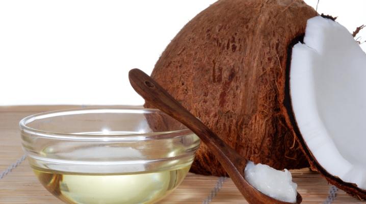 Применение кокосового масла для лица