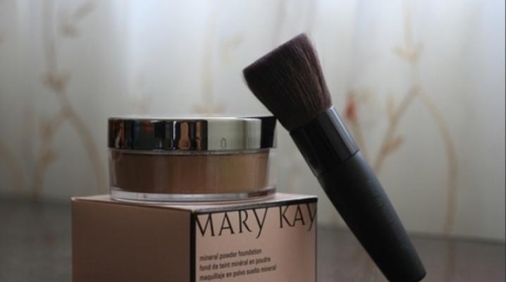 Рассыпчатая пудра Mary Kay