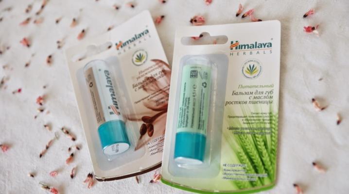 Бальзам для губ Himalaya Herbals: особенности косметики, отзывы