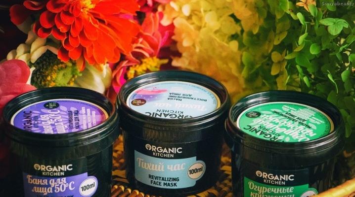 Крем для лица Organic Kitchen: матовое средство для увлажнения рук и тела, отзывы