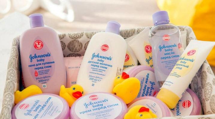 Крем Johnson's Baby: увлажняющее детское средство с молоком, отзывы