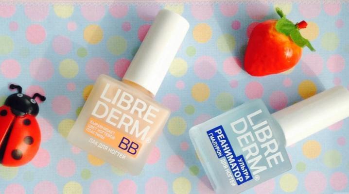 Лак для ногтей LibreDerm
