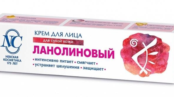 Ланолиновый крем: Невская косметика для лица, состав на основе ланолина от трещин, отзывы