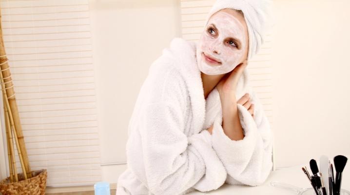 маска для лица желток и сметана отзывы