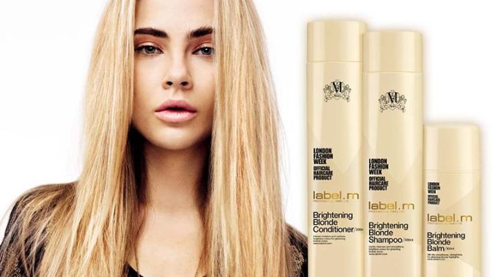 Шампунь для осветления натуральных волос