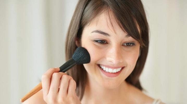 Пудры Shiseido