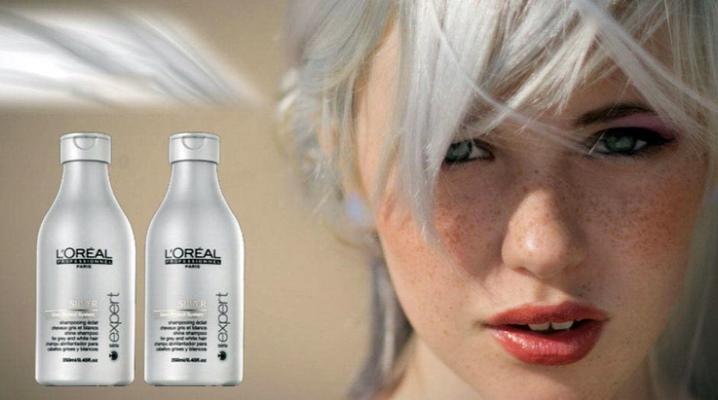 Краска лореаль профессионал для седых волос