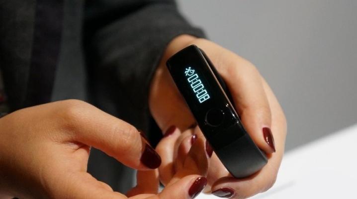 Фитнес-браслет для iPhone