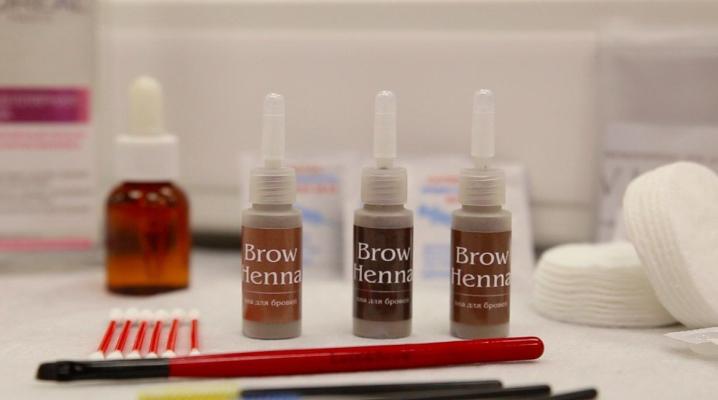 Хна для бровей Brow Henna