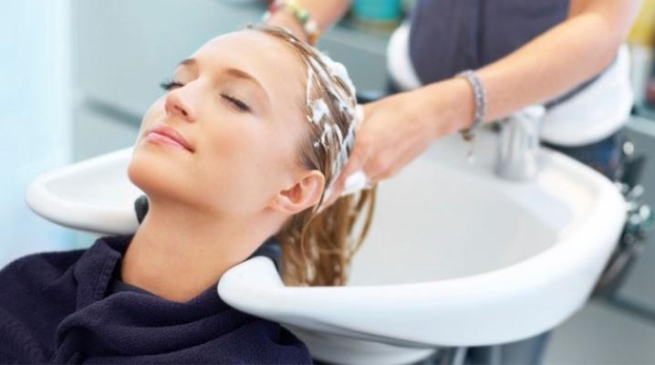 Как смыть хну с волос?