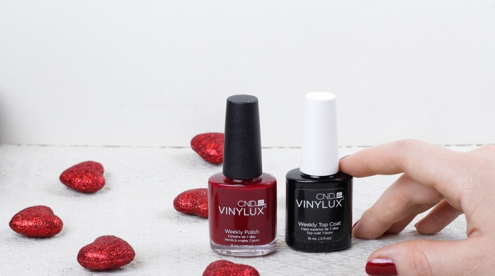 Лак для ногтей CND Vinylux