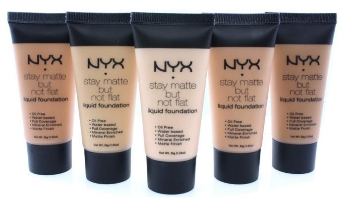 Тональный крем Nyx