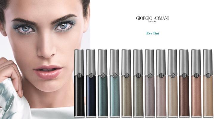 Жидкие тени Giorgio Armani: кремовые свотчи для век Eyes To Kill и Eye Tint, отзывы