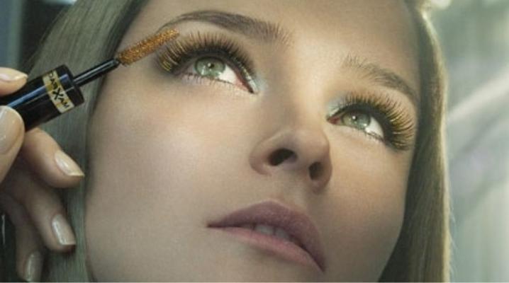 Золотая тушь: косметика для ресниц